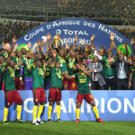 Egypt v Cameroon at Afcon