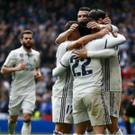 Madrid set a new club record