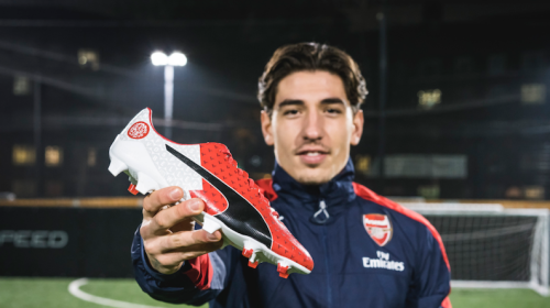 Arsenal star Hector Bellerin