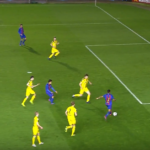 WATCH: Mboula's sublime solo goal