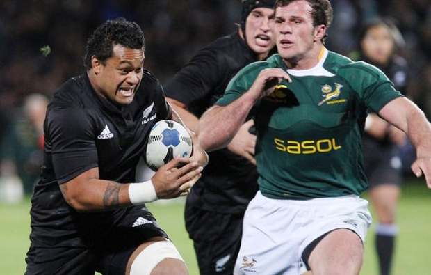 Former All Black Sione Lauaki passes away