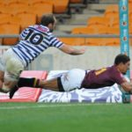Maties try