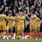Kane's hat-trick sees Fulham exit