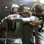 Spurs edge Southampton at White Hart Lane