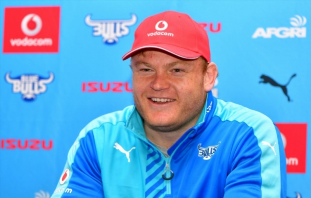 Bulls captain Adriaan Strauss
