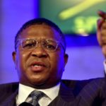 Sports minister Fikile Mbalula - World Cup