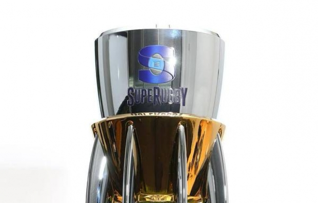 The Super Rugby trophy - South Africa
