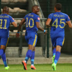 Cape Town City's Ngoma, Jayiya and Majoro