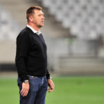SuperSport United coach Eric Tinkler