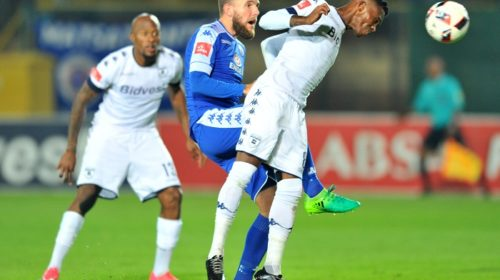Bidvest Wits v SuperSport United