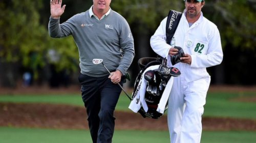 Hofmann at The Masters