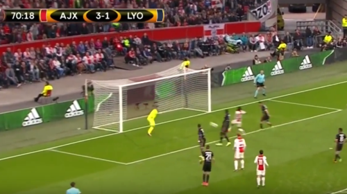 Ajax Amsterdam vs Olympique Lyon