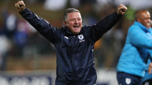 Wits coach Hunt