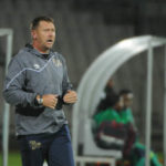 Eric Tinkler coach of SuperSport United