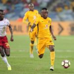 Kaizer Chiefs left back Tsepo Masilela