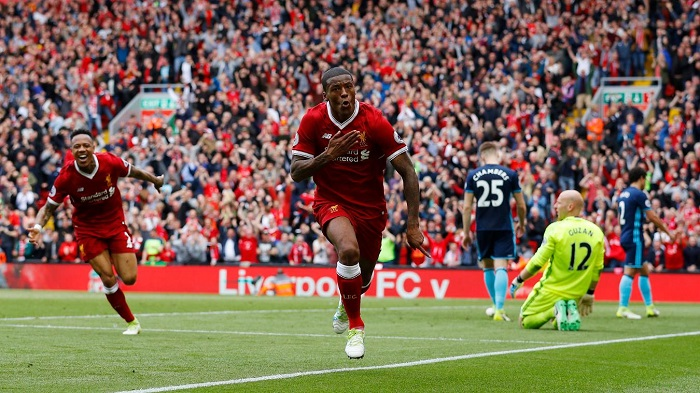 Liverpool secure top four spot