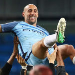 Manchester City right back Pablo Zabaleta