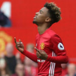 Manchester United youngster Angel Gomes