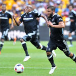 Riyaad Norodien of Orlando Pirates