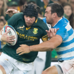 Warren Whiteley – Springbok