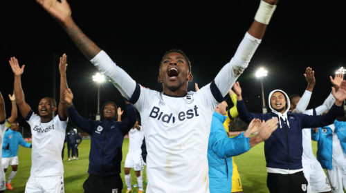 Wits celebrate title