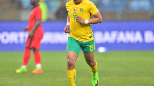 Andile Jali of South Africa