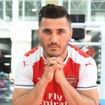 Arsenal defender Sead Kolasinac