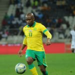 Bafana forward Rantie