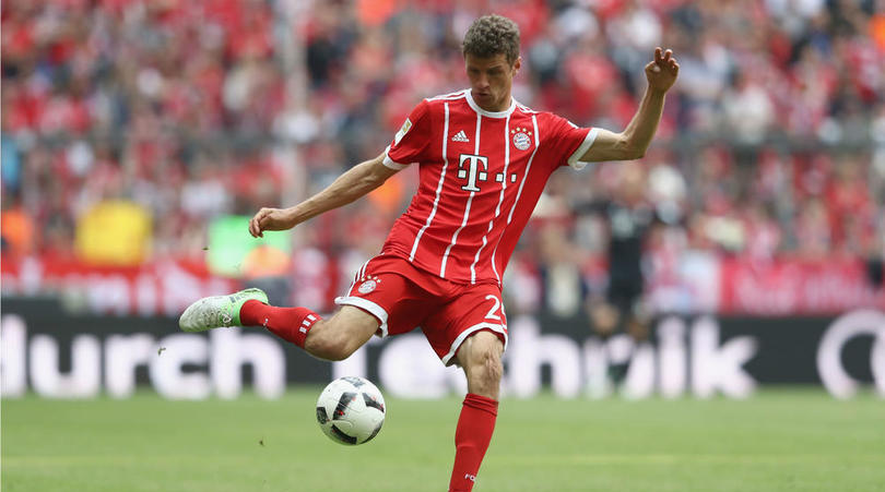 Bayern Munich forward Thomas Muller set for July return