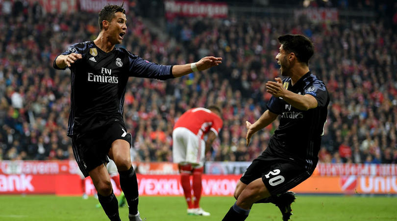 marco asensio ronaldo ideal player to learn from. Black Bedroom Furniture Sets. Home Design Ideas