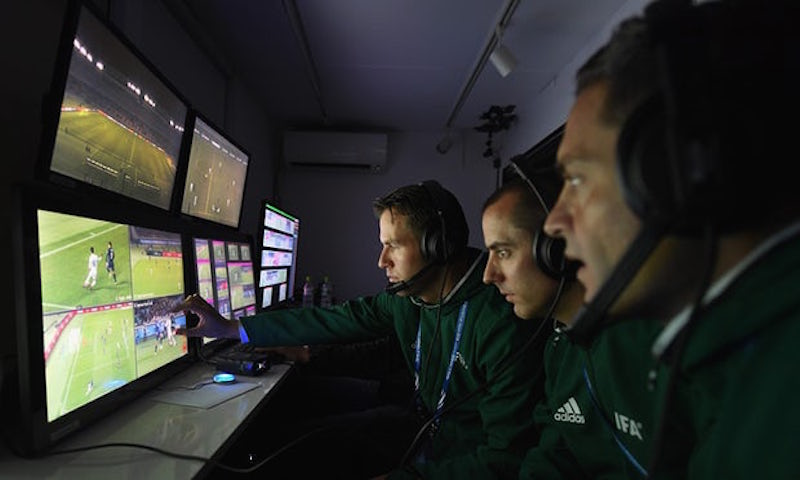 Fifa's Video Assistant Referee (VAR)