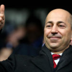 Arsenal's chief executive Ivan Gazidis