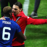 Manchester United Zlatan and Paul Pogba