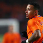 Netherlands international Memphis Depay