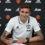 New Manchester United signing Victor Lindelof