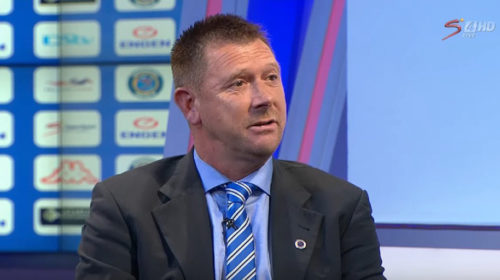 New SuperSport United head coach Eric Tinkler