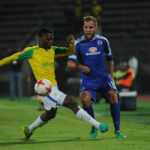 SuperSport United Jeremy Brockie
