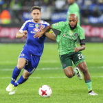 SuperSport United captain Dean Furman
