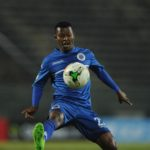 SuperSport United winger Mandla Masango