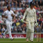England consolidate after Philander strikes early