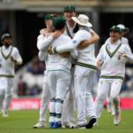 Cook survives Proteas raid