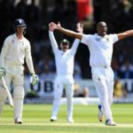 Philander's three wickets leave England in strife