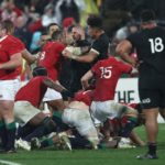 All Blacks vs Lions