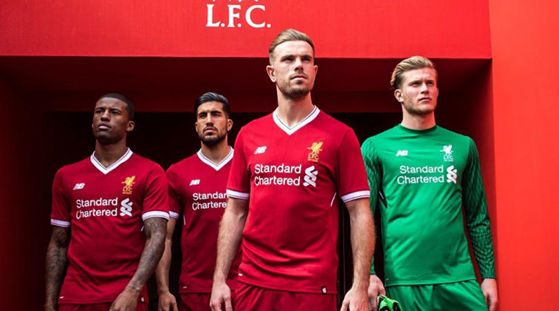 e2d63bb2d Every 2017-18 Premier League home kit ranked