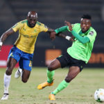 Mamelodi Sundowns man Anthony Laffor