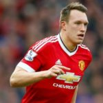 Manchester United defender Phil Jones