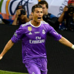Real Madrid superstar Cristiano Ronaldo