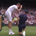 Watch: Wimbledon moments (Day 1)