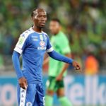 SuperSport United midfielder Yeye