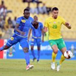 Bafana crash out of Cosafa Cup